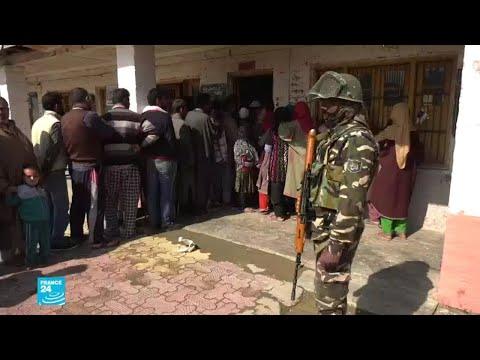 الهند: الانتخابات في جامو وكشمير تحت حراسة أمنية مشددة  - نشر قبل 2 ساعة