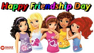 Happy Friendship Day 2018 Messages, Friendship Day SMS & Wishes