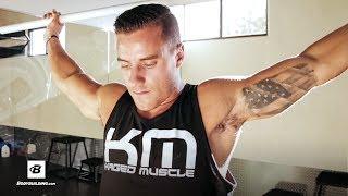 Olympic Gymnast Bodyweight Workout   Jake Dalton