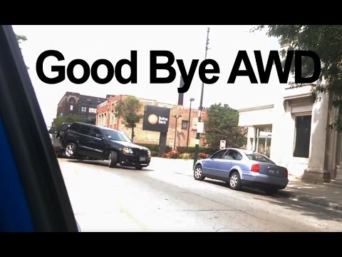 How Not To Tow A Srt8 Jeep Good Bye Awd In Chicago