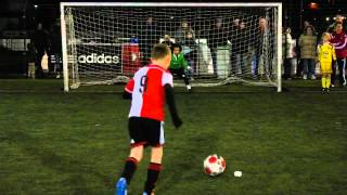 Feyenoord F5 vs De betrokken Spartaan - De penalty