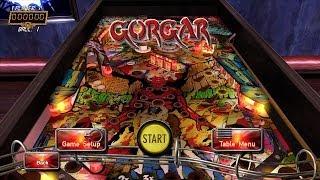 Pinball Arcade - Gorgar PC Gameplay