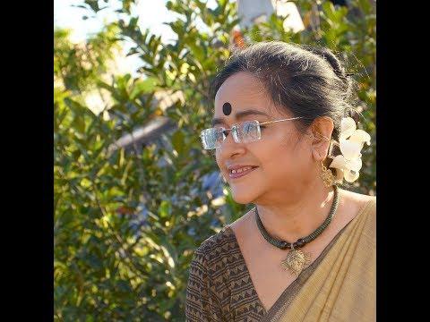 """VALO AACHI VALO THEKO "" Ratna Mitra ""KOBITA NIYE "" with Satyajit Biswas , JU Radio 90.8 fm ,"