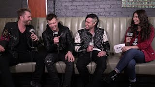 Interview with Three Days Grace