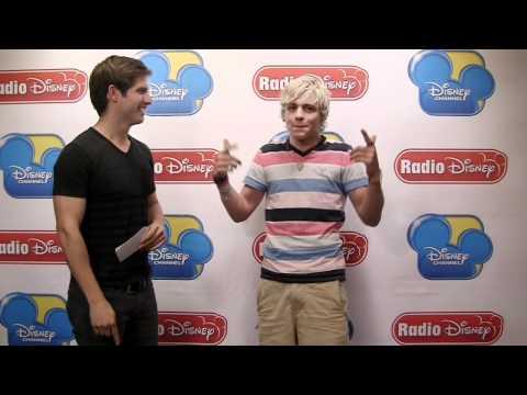 "Ross Lynch ""Heard It On The Radio"" Celebrity Take with Jake   Radio Disney"