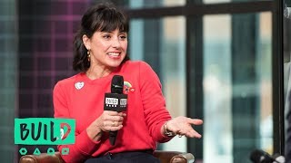 Constance Zimmer Stops By To Discuss Lifetime's
