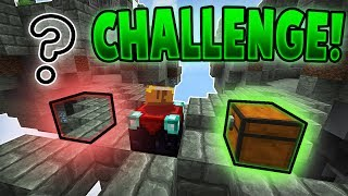 INVISIBLE EVERYTHING CHALLENGE! - HYPIXEL SKYWARS