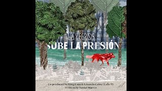 La Yegros - Sube La Presión (Lyrics Video)