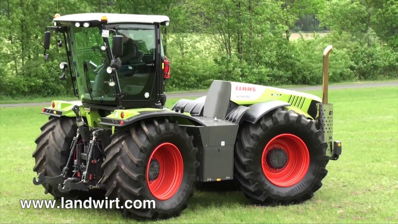Claas Xerion 4500 5000 Landwirt Com Landwirt Com 07 02 Hd