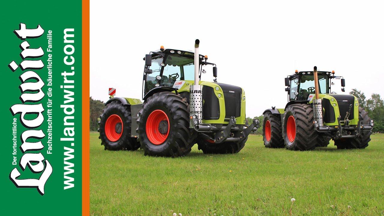 Claas Xerion 4500 5000 Landwirt Com Landwirt Com