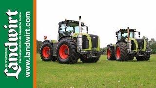 Claas Xerion 4500 / 5000 | landwirt.com