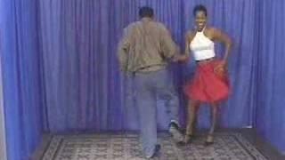 Salsa a la Cubana, Instructional Video # 4 -- Trailer