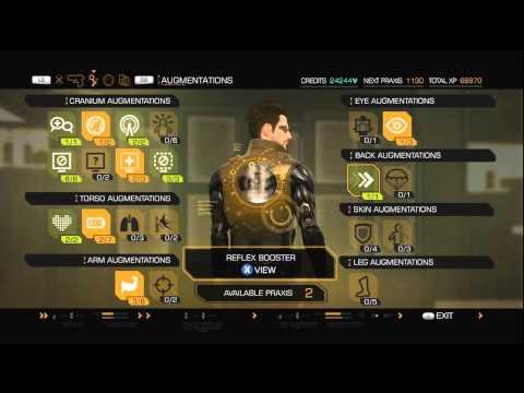 Let's play : Deus Ex Human Revolution : Episode : 16: Load screens!