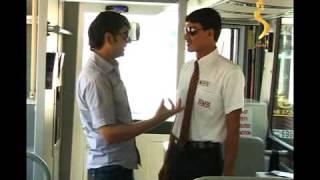 RazyChe Sail Uku Big Bus Dubai Part 2 Clip 4