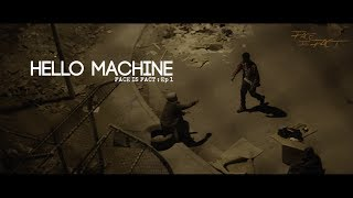 Watch Shad Robinson Hello Machine video