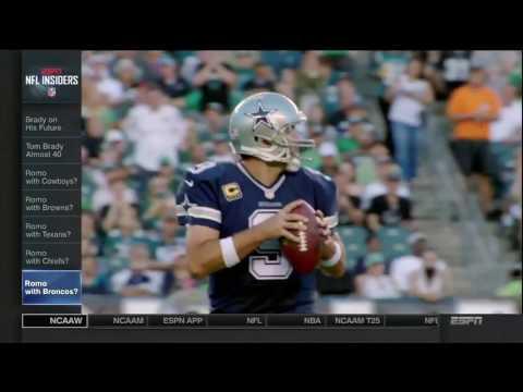 NFL Insiders  Destination Romo   Broncos, Chiefs, Texans, Browns, Cowboys