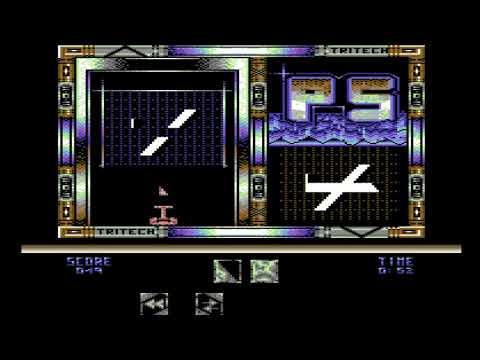 C64 Game: Perfect Symmetrie