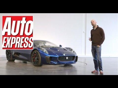 Jaguar C-X75 review - Auto Express