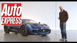 Jaguar C-X75 review - Auto Express
