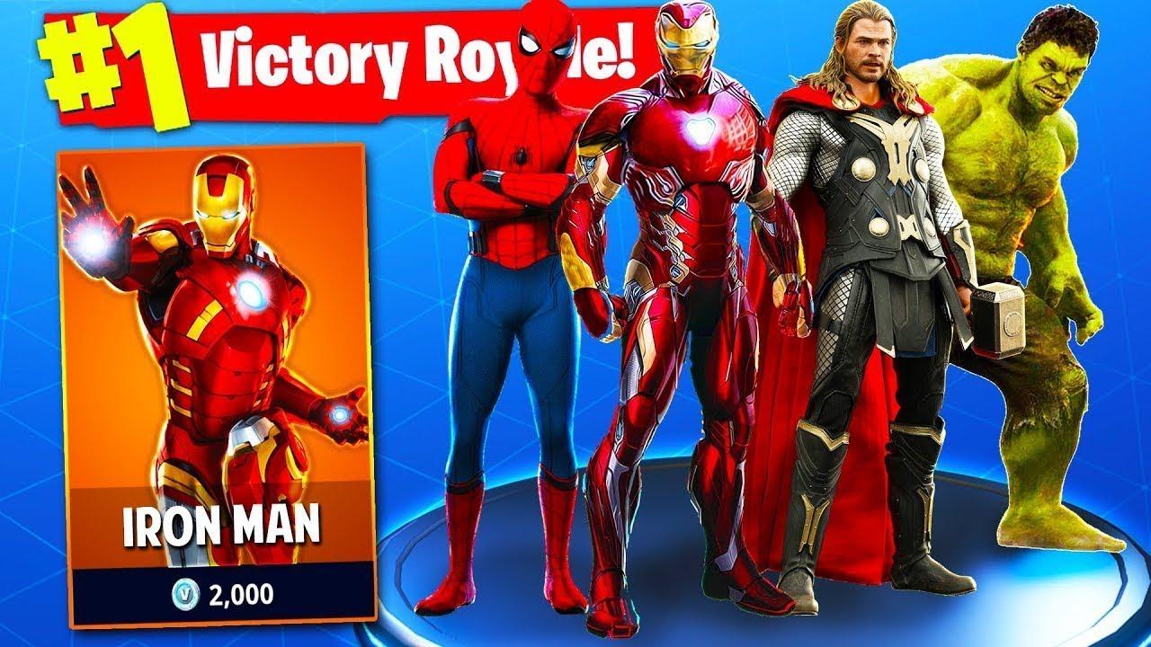 Superh 201 Roes Reales En Fortnite Battle Royale Youtube
