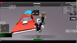 playing roblox unleashed driving