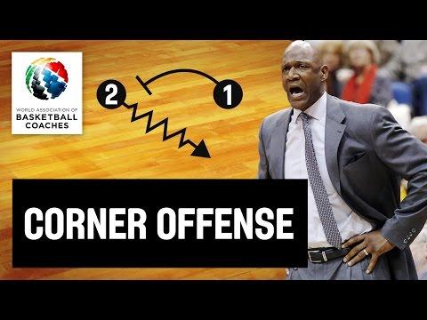 Corner Offense - Terry Porter - Basketball Fundamentals