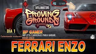 Need For Speed No Limits - Dia#1 FERRARI Enzo