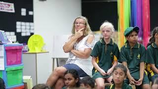 Anula School RAW footage