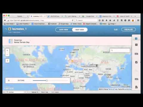 Mapping in Musical Scholarship