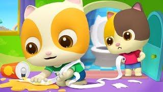 Yes Yes Save Things Song   Doctor Cartoon, Play Safe   Nursery Rhymes   Kids Songs   BabyBus