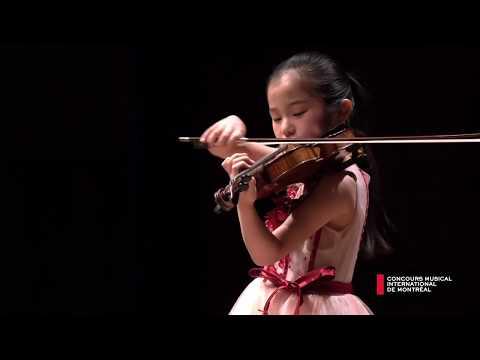 Natsuho Murata - Récital Mini Violini