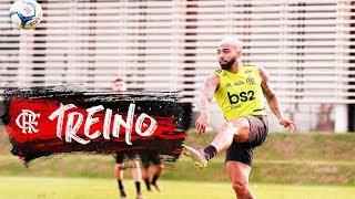 Flamengo faz último treino antes de enfrentar o Vasco, pela final do Carioca