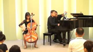 Concerto no. 5, 1st mvt. by F. Seitz - COMS 10th Recital