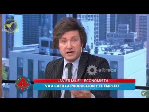 Que le espera a la economía argentina? Por Javier milei