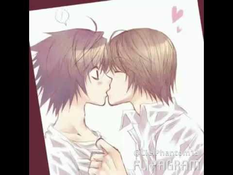 Gay Love Anime