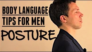 body language tips for men part 2 body posture that attracts women