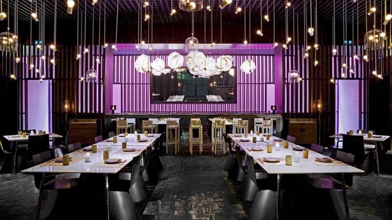 Restaurant Interior Design YouTube