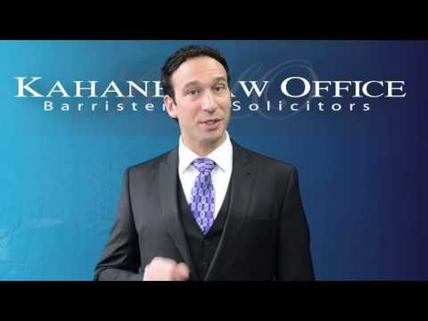 How To Get A GST Or Business Number By Kahane Law Office
