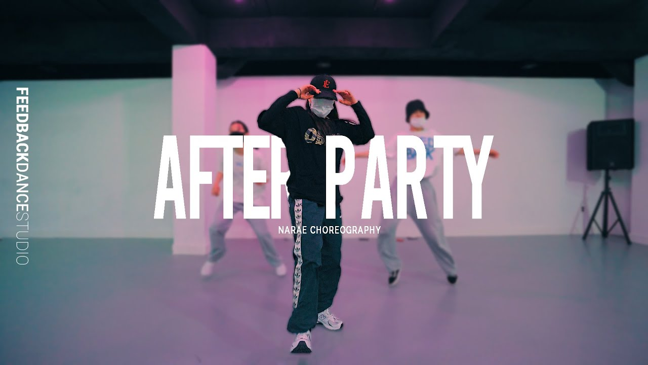 DON TOLIVER - AFTER PARTY | NARAE Choreography
