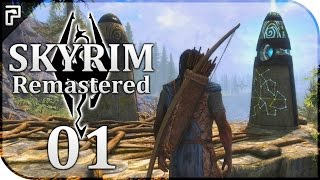 THE LEGENDARY REDGUARD!   Skỳrim Special Edition (Remastered) Let's Play [Episode 1]