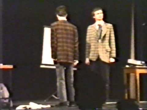 God and Jesus (Simon Munnery & Stephen Cheeke) 1989