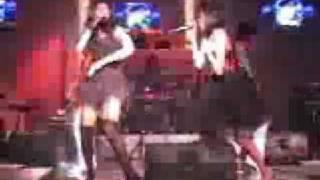 Rename band perform at FOREPLAY surabaya ,sakit minta ampun-dewi-dewi feat mulan jamela