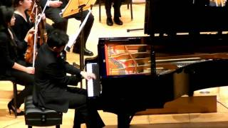 Rhapsody in Blue by Gershwin with Pacific Symphony Youth: Ray Cheng (16 years old)