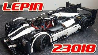 Lepin 23018 Hybrid Super Racing Car