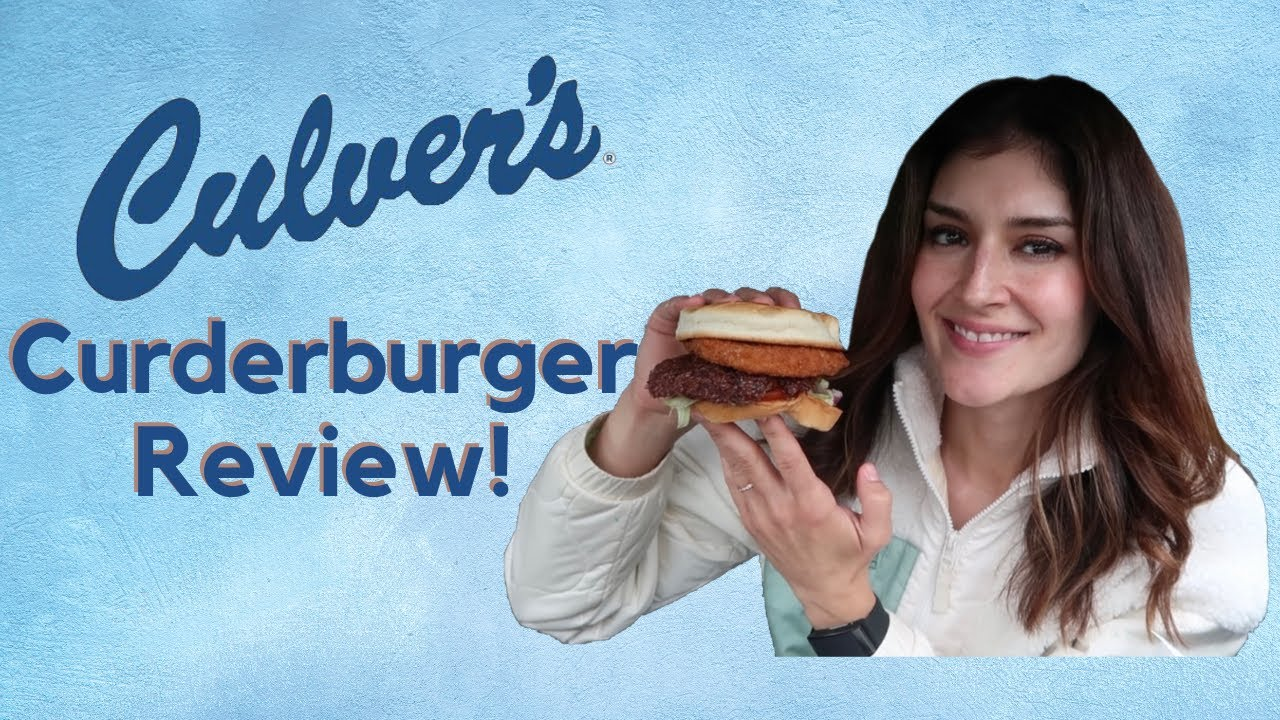 We Tried the Culver's CurderBurger, and It Was as Good as You ...
