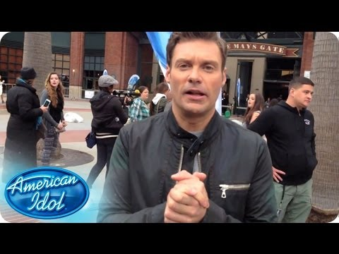 One Million Twitter Followers! - AMERICAN IDOL SEASON 12