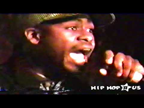 Lyricist Lounge showcase hosted by the Cella Dwellas Part .1