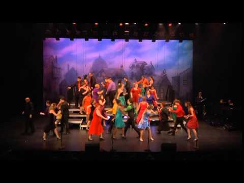 Mary Poppins - The Lyric Theatre Singers - Forever Broadway! June 2014