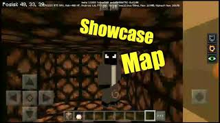 Robot Ngomong!! | ShowCase Map | MCPE