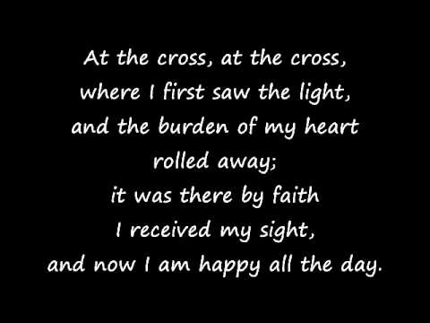 At the Cross Hymn
